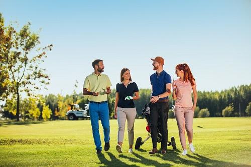 cours de golf à Grasse